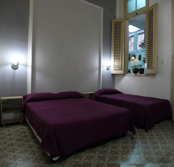 'Bedroom 4' Casas particulares are an alternative to hotels in Cuba.